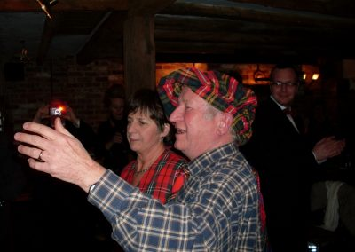 BMBHA Burns night (2)