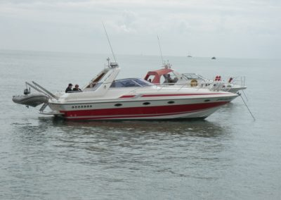 Sunseeker Martinique 36, Jamba