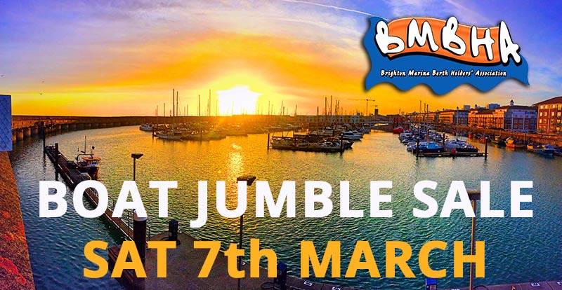 BMBHA Brighton Jumble Sale 2020